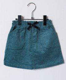 petit main/コーデュロイ台形スカート/500599645