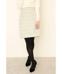 PROPORTION BODY DRESSING/【CanCam 1月号掲載】グレンチェックビーバータイトスカート/500609331