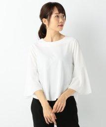 JIYU-KU /【洗える】ソフィアジョーゼット カットソー/500611456