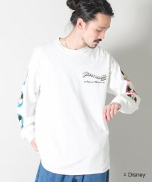 URBAN RESEARCH/VOTE MAKE NEW CLOTHES L/S T-SHIRTS / MICKEY MOUSE/500611623