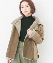 URBAN RESEARCH/YOSOOU Fake Mouton Jacket/500611656
