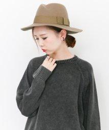 URBAN RESEARCH/【KBF】デザインツバ広HAT/500588349