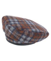 titivate/タータンチェックベレー帽/500612325