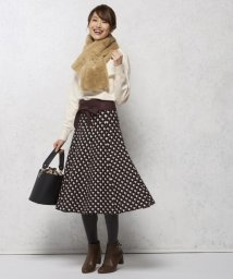 KUMIKYOKU(LARGE SIZE)/待望の再入荷!【MOREコラボ/12月号掲載】3WAYセットアップ ワンピース/500613755
