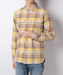 LEVI'S MEN/JACKSON WORKER PIVA MISTED YELLOW/500599559