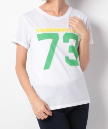 LEVI'S LADY/THE PERFECT TEE SUMMER 73 WHITE GRAPHIC/500599568