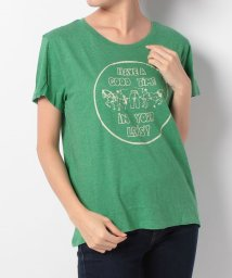 LEVI'S LADY/PERFECT GRAPHIC TEE TWO HORSE ILLUSTRATI/500599573