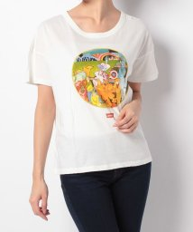 LEVI'S LADY/THE AUTHENTIC TEE ARCHIVE MARSHMALLOW GR/500599576