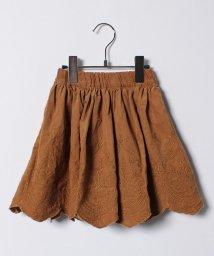 RUGGEDWORKS/シャツコール刺繍スカート/500570420