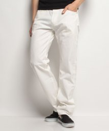 LEVI'S MEN/505T REGULAR FIT WHITE COOL WT/500599557