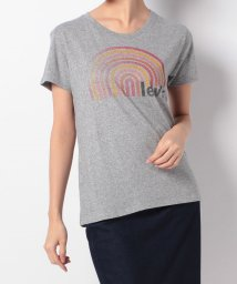 LEVI'S LADY/PERFECT GRAPHIC TEE RECORD SMOKESTACK HT/500599571