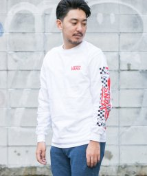 URBAN RESEARCH Sonny Label/VANS Thumb Up Flying LONG-SLEEVE T-SHIRTS/500616570