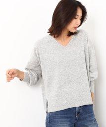 ROPE' mademoiselle/カシミヤ混Vネックニット/500617868
