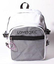 Lovetoxic/メッシュリュック/500609641