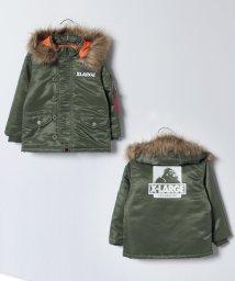 XLARGE KIDS/OG N‐3B ジャケット/500609687