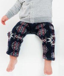 SHIPS KIDS/SHIPS KIDS:フロント ジャガード パンツ(80~90cm)/500620307