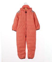 SHIPS KIDS/ducksday:ベビー ウォーム スーツ(赤)(80~90cm)/500620317