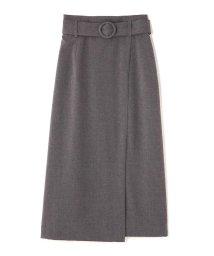 PROPORTION BODY DRESSING/《BLANCHIC》スリットタイトスカート/500620360