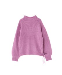 PROPORTION BODY DRESSING/《BLANCHIC》レースアップニット/500620363