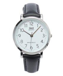 grove/Q&Q フェイクレザーベルト腕時計/500624268