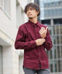 GIORDANOM/コーデュロイシャツ/500603802