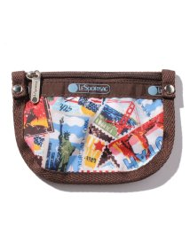 LeSportsac/KEY COIN POUCH アメリカンスタンプ/LS0019251