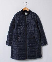 Leilian/MA_1風ロングキルトジャケット/500557465