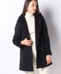 Leilian/【AGNONA】ウールコート/500557445