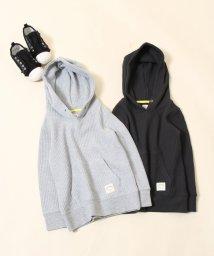 coen/【coen キッズ / ジュニア】ワッフルパーカー / サーマル(100~150cm)/500626571