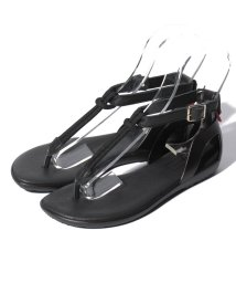 HUNTER/ORIGINAL ELASTIC T−BAR SANDAL/HU0000045