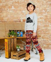 KRIFF MAYER(Kids)/ブランドロゴスウェットクルー(110〜130cm)/500603599