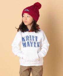 KRIFF MAYER(Kids)/星条旗プリントロゴパーカー(110〜130cm)/500603603