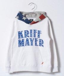 KRIFF MAYER(Kids)/星条旗プリントロゴパーカー(140〜160cm)/500603604