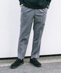 URBAN RESEARCH/【WAREHOUSE】ウール混テーパードパンツ/500604157