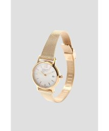 MARGARET HOWELL/EXCLUSIVE MESH BAND DATE WATCH/500629029