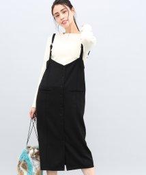 ViS/★【WEB限定】ジャンパースカートセット/500629171