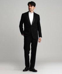 TAKEO KIKUCHI/タキシードクロスシングルスーツ[ メンズ スーツ 結婚式 ]/500629784