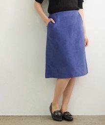 ROPE' PICNIC/フェイクウールAラインスカート/500629194
