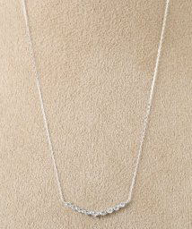 DECOUVERTE/18KWG 0.2ct ダイヤモンド ネックレス/500631559