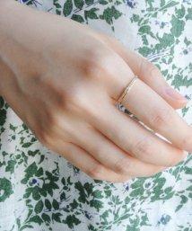 VA VENDOME AOYAMA/K10YG ダイヤモンドリング/500602227