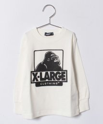 XLARGE KIDS/OGゴリラ 長袖Tシャツ/500624977
