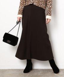 ROPE' mademoiselle/ジャストウエストマーメイドラインスカート/500623462