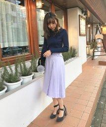 Noela/ラッププリーツスカート/500636222