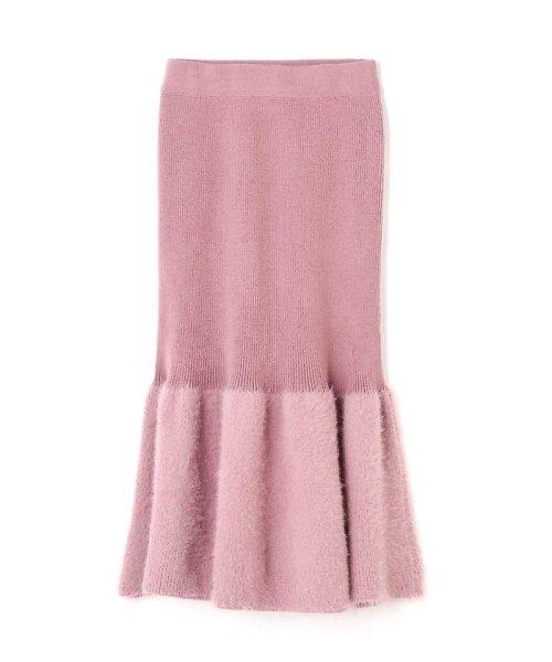 PROPORTION BODY DRESSING(プロポーション ボディドレッシング)/《EDIT COLOGNE》ニットマーメードスカート/1217227100