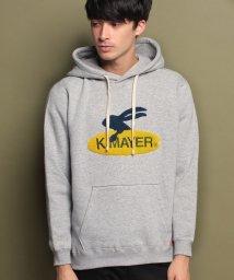 KRIFF MAYER/プルパーカー(ロゴ)/500614343