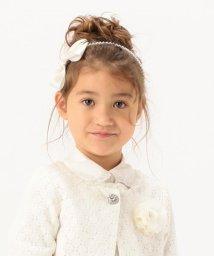 anyFAM(KIDS)/【KIDS雑貨】パールリボン カチューシャ/500639213