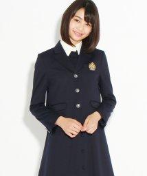 PINK-latte/【卒服】国産生地プレミアムジャケット/500639807