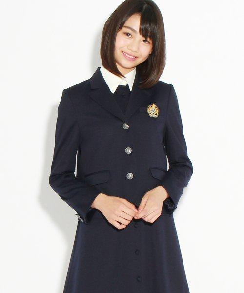 PINK-latte(ピンク ラテ)/【卒服】国産生地プレミアムジャケット/99990931941028