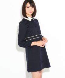 PINK-latte/【卒服】国産生地プレミアムワンピース/500639808