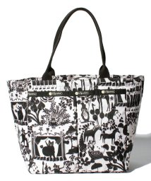 LeSportsac/SMALL EVERYGIRL TOTE シンフォニーガーデン/LS0019311